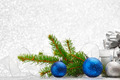 Christmas fir and decoration - PhotoDune Item for Sale