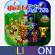 Wellwater / Wellwater Alien - iPhone game, Cocos2d