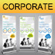 Corporate Business Rollup Banner V7 - GraphicRiver Item for Sale