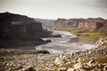 Coast of Icelandic river Jokulsa a Fjollum - PhotoDune Item for Sale