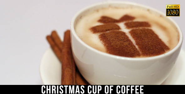 Christmas Cup Of Coffee 2