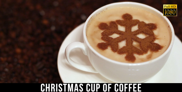 Christmas Cup Of Coffee 05