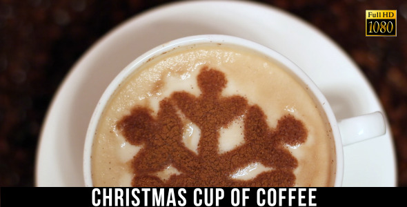 Christmas Cup Of Coffee 6