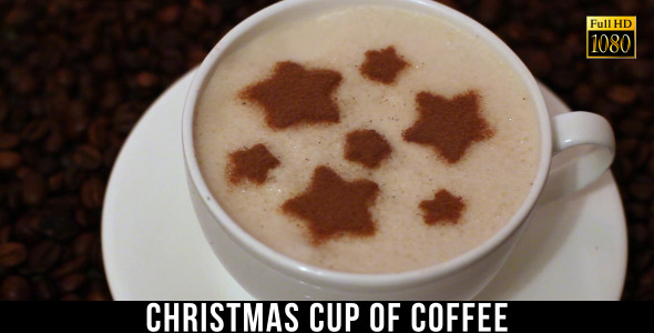 Christmas Cup Of Coffee 7