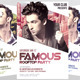 Famous Rooftop Party Flyer - GraphicRiver Item for Sale