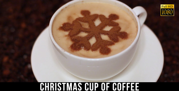 Christmas Cup Of Coffee 04