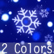 Christmas Snowflakes Background - 9