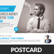 Creative Business Postcards - GraphicRiver Item for Sale