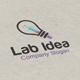 Lab Idea Logo - GraphicRiver Item for Sale
