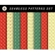 Christmas Seamless Patterns Set - GraphicRiver Item for Sale