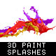 Paint Splash Pack with Transparent Background - GraphicRiver Item for Sale