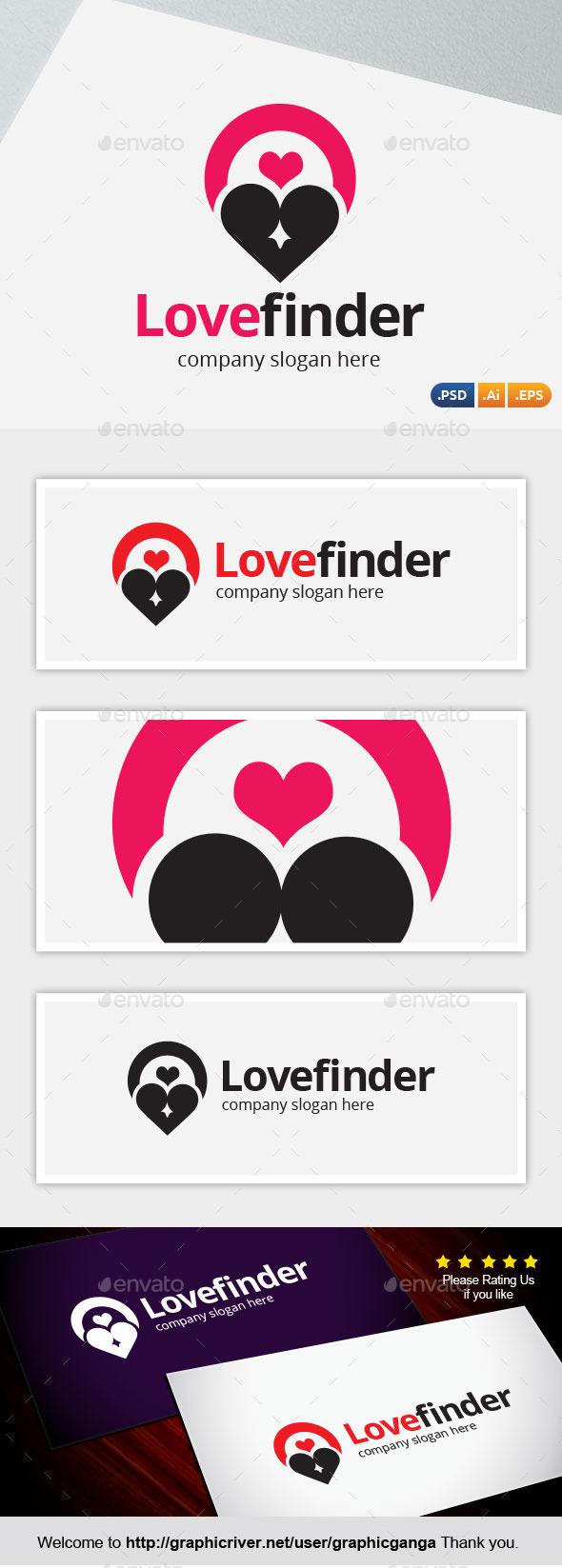 GraphicRiver Love Finder 9599299