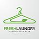 Fresh Laundry Logo - GraphicRiver Item for Sale