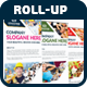 Beyan Multipurpose Roll Up Banner - GraphicRiver Item for Sale