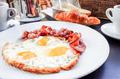 Breakfast with Prepared Egg - PhotoDune Item for Sale