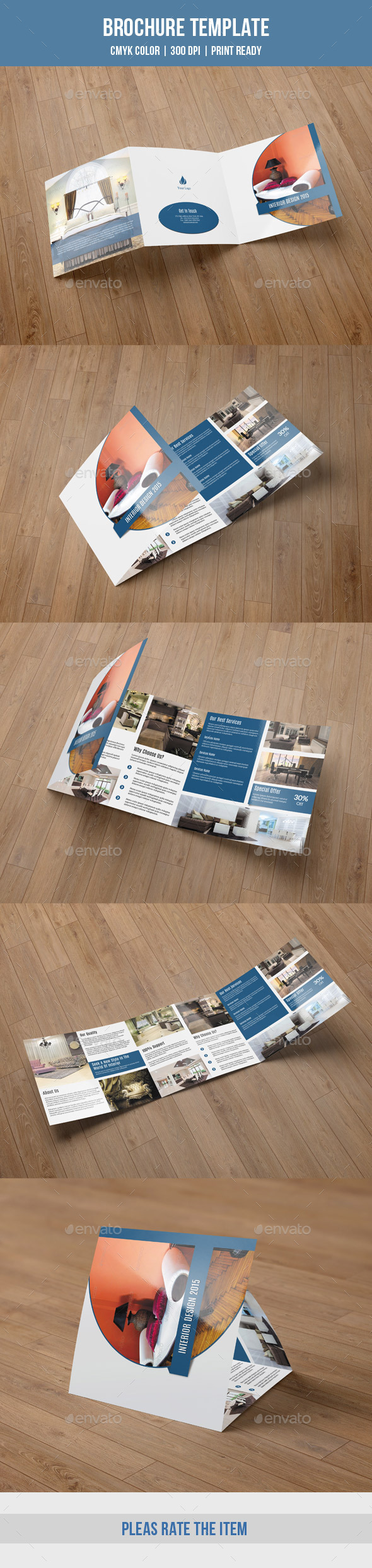 GraphicRiver Square Trifold For Interior Design-V50 9599809