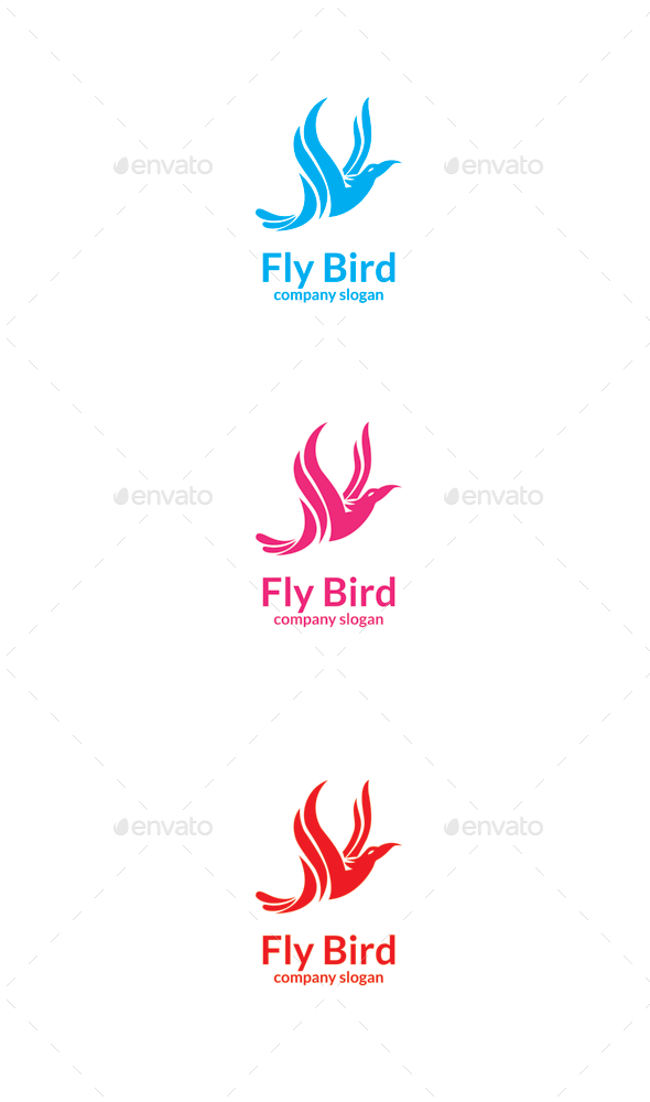 GraphicRiver Fly Bird 9600084