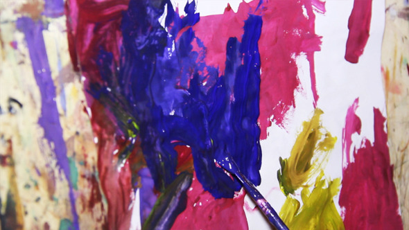VideoHive Art Painting 6 9600333