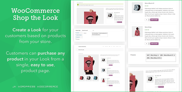 CodeCanyon WooCommerce Shop The Look 9594719