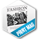 Fashion Magazine Template - GraphicRiver Item for Sale