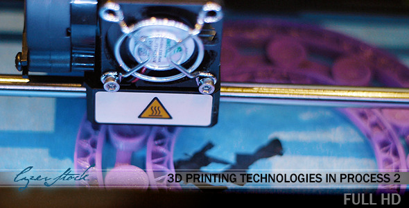 3D Printing Technologies In Process 2