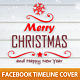 Christmas Windows Fb Timeline Cover - GraphicRiver Item for Sale