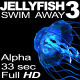 Jellyfish Swim Away - VideoHive Item for Sale
