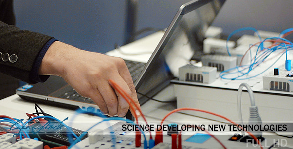 Science Developing New Technologies
