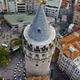 Aerial View of Galata Tower 2 - VideoHive Item for Sale