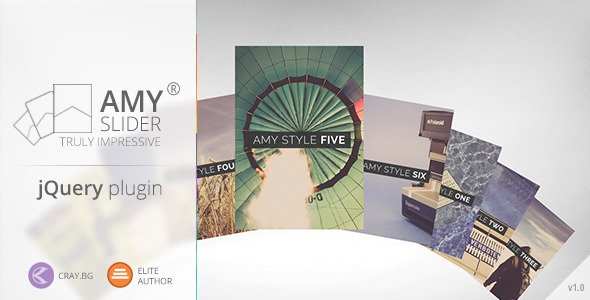 AMY Slider jQuery Plugin