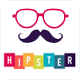 Hipster Creative Powerpoint Presentation Template - GraphicRiver Item for Sale