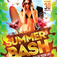 Summer Bash - GraphicRiver Item for Sale