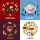 Food Products Concept - GraphicRiver Item for Sale