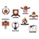 Basketball Tournament and Emblem Designs - GraphicRiver Item for Sale