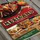 Mexican Menu (Bifold)