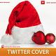 New Year Twitter Profile Cover - GraphicRiver Item for Sale