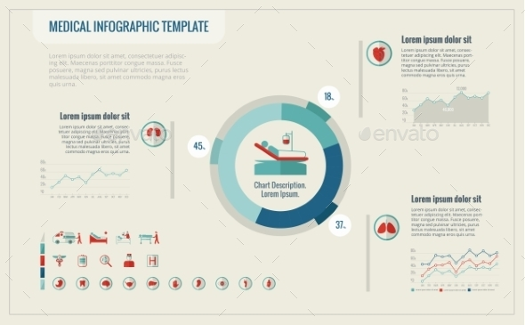 GraphicRiver Emergency Infographic Elements 9602521