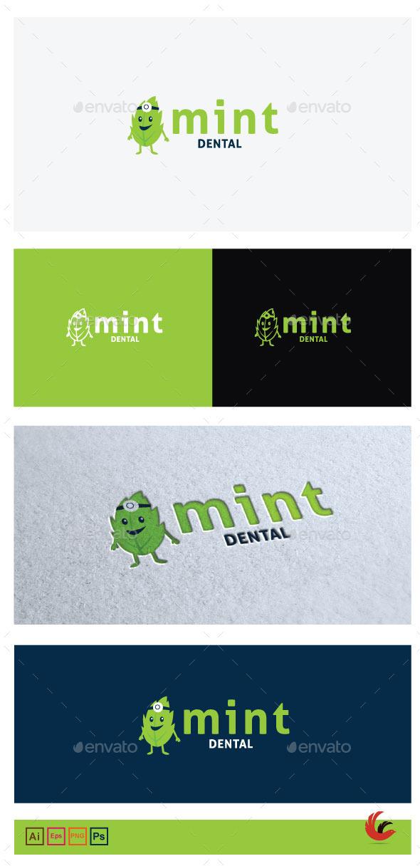 GraphicRiver Mint Dental 9543504