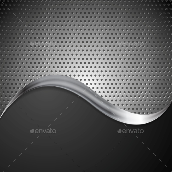 GraphicRiver Metal Background 9602934