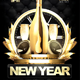 New Year Flyer V3 - GraphicRiver Item for Sale