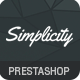 Simplicity - Responsive Prestashop Theme - ThemeForest Item for Sale