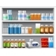 Pharmacy Shelves - GraphicRiver Item for Sale