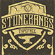 Stonebangs Typeface - GraphicRiver Item for Sale