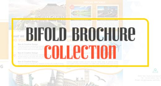 BIFOLD BROCHURE TEMPLATES