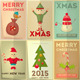 Merry Christmas Greeting Card - GraphicRiver Item for Sale