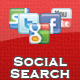 Social Search Bar - ActiveDen Item for Sale
