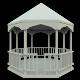 Garden Kiosk outdoor pavilion nr.2 - 3DOcean Item for Sale