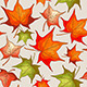 Seamless Pattern with Autumn Leaves - GraphicRiver Item for Sale