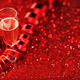 Champagne and red decor - PhotoDune Item for Sale