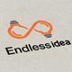 Endless Idea logo  - GraphicRiver Item for Sale